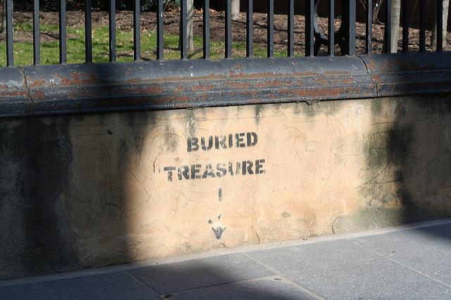 Hidden Treasure: A Reflection by Gemma Simmonds CJ