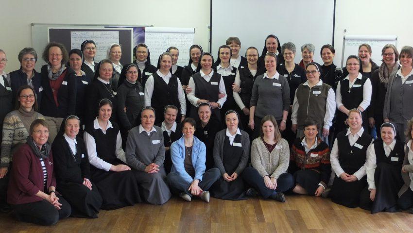 Under 60s meeting in St Polten, Austria