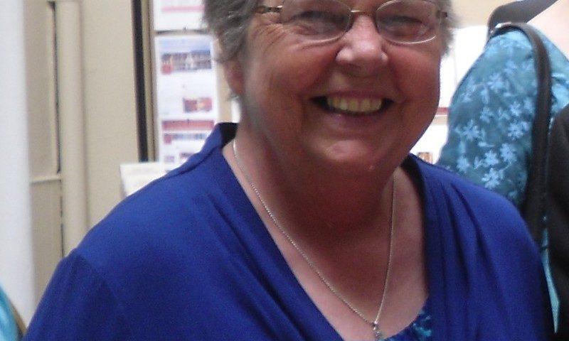 Cecilia Goodman 1949-2017 RIP