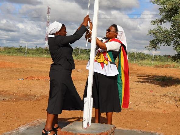 Mary Ward High School Opens in Kwekwe